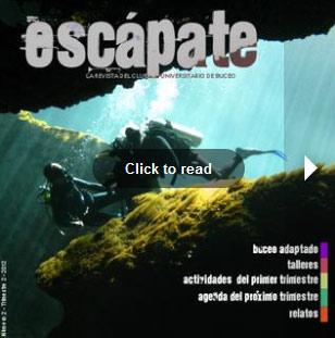 Revista Escápate